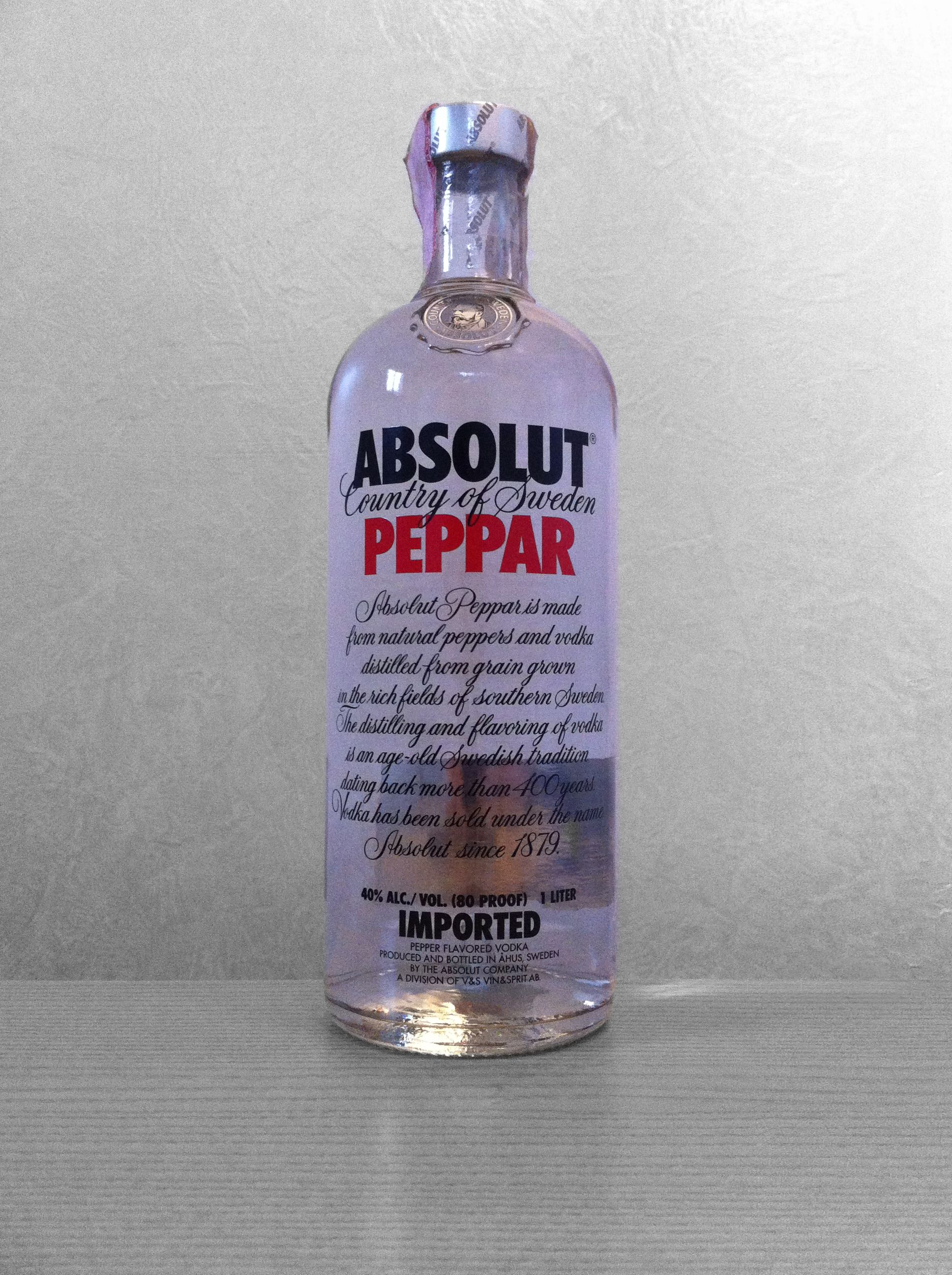 Absolut #Peppar #Vodka | Perfect #Gift for this #Festive