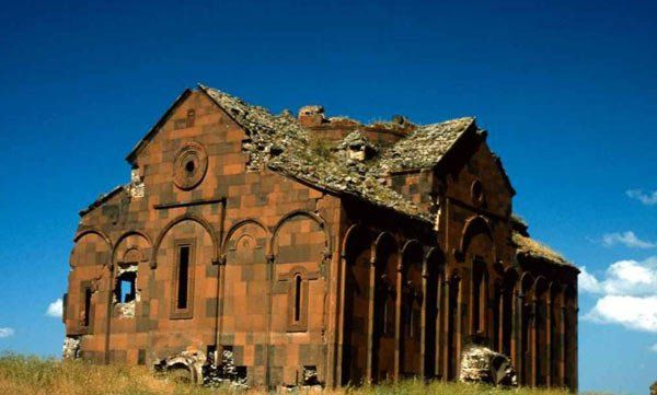 Ani Harabeleri, Kars - Lugar histórico en Turquía