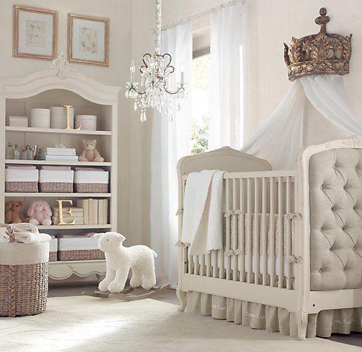 Decoracion de habitacion moderna para bebe baby time - Habitacion bebe moderna ...