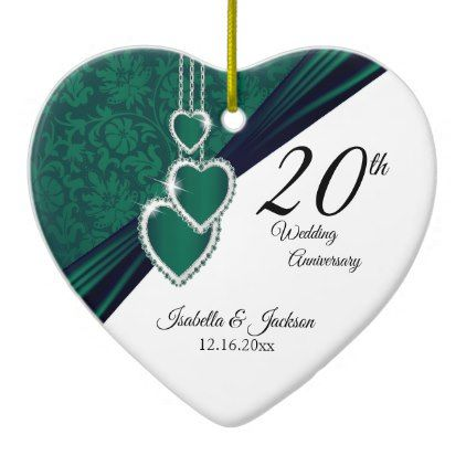 what is a 20th wedding anniversary gift traditions