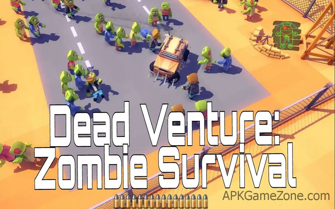 Dead Venture Zombie Survival Money Mod Download APK