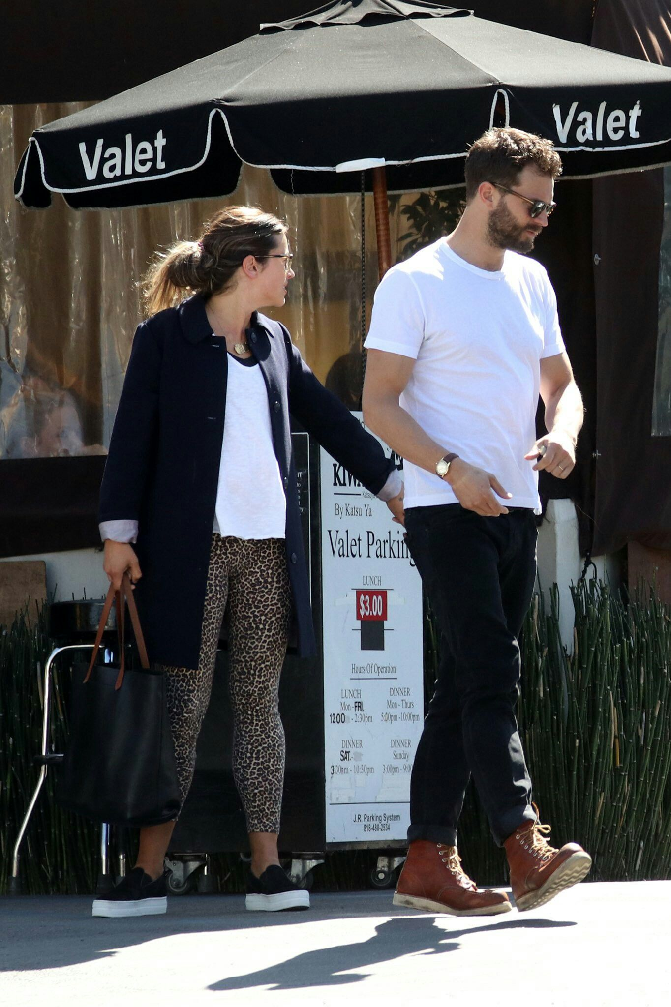 la jamie dornan millie amelia warner march 2018 fifty