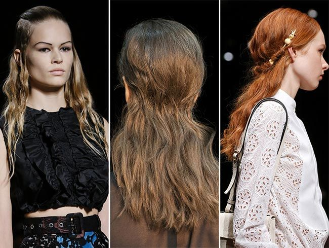 spring summer 2015 hairstyle trends