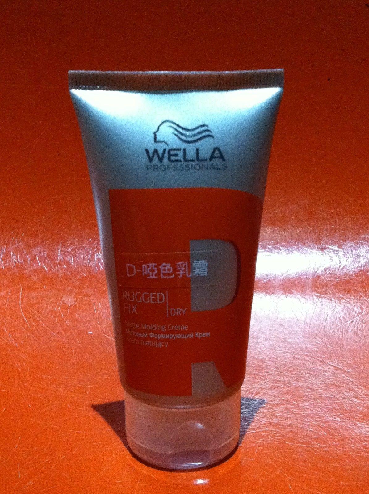 Wella Professionals High Hair Rugged Fix Dry Matte Molding