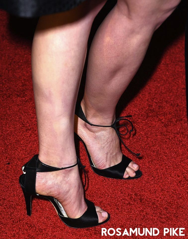 with fetish Actresses foot