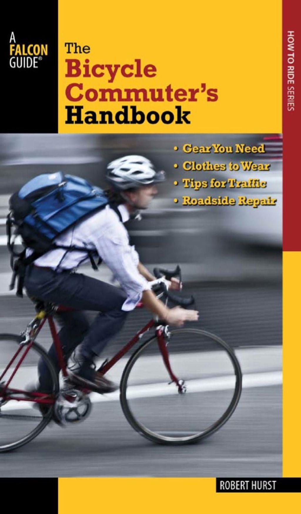 Bicycle Commuter S Handbook Ebook Rental In 2020 Bicycle Buy