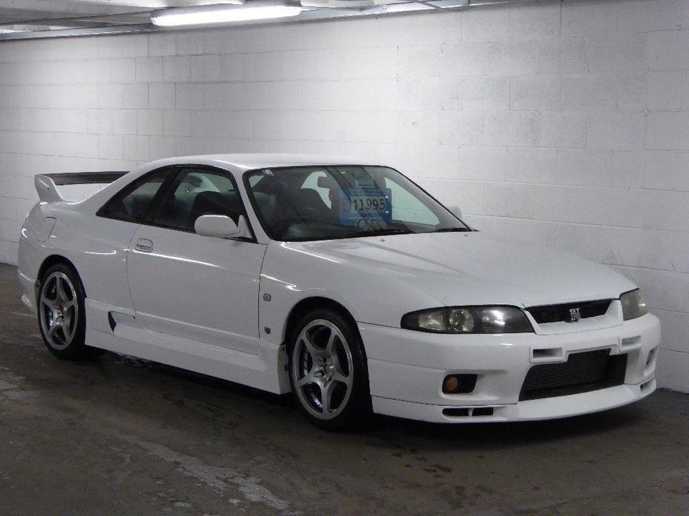1995 Nissan Skyline R33 2 6 Gtr Twin Turbo 4wd Modified