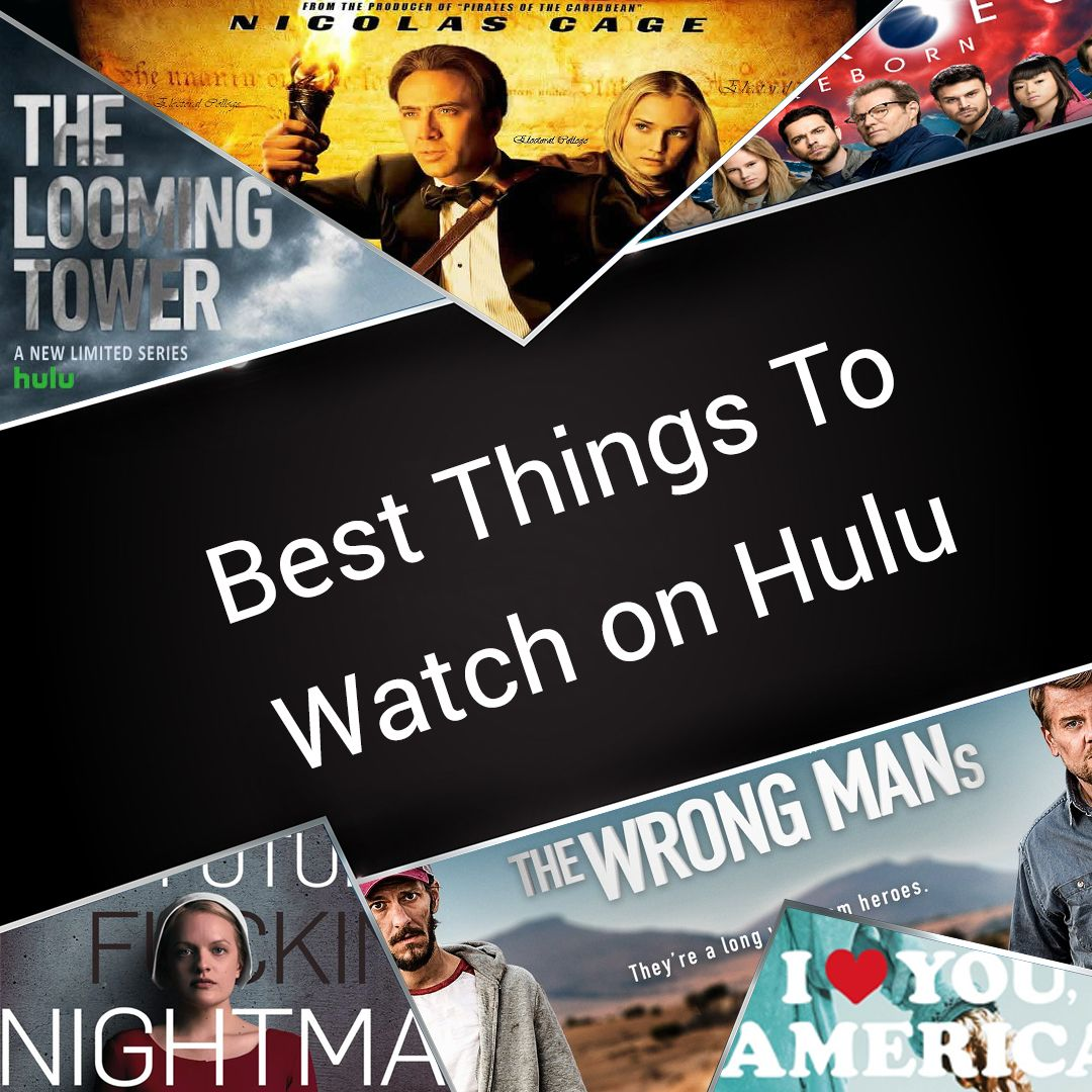 Hulu is the best channel to watch the popular and on