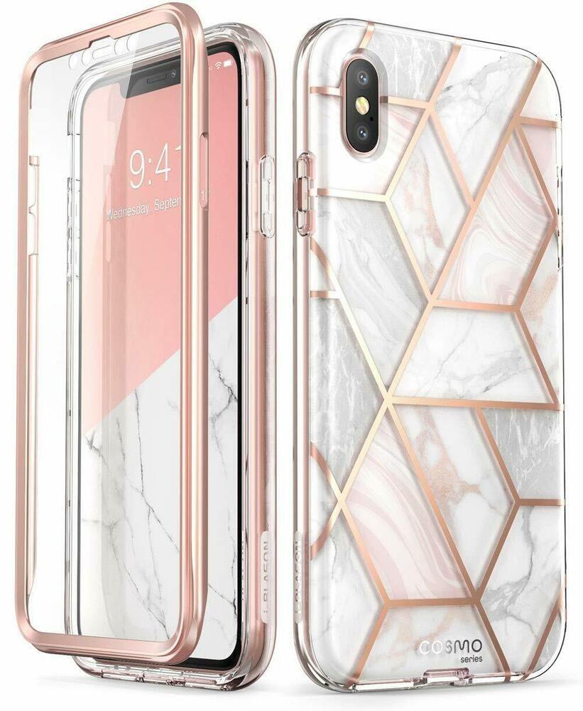 Iphone Xs Iphone X 5 8 Full Body Glitter Bumper Cushioned Corners Case Cover Glitter Case Iphone 32 58 Glitter Phone Cases Glitter Iphone Case Iphone
