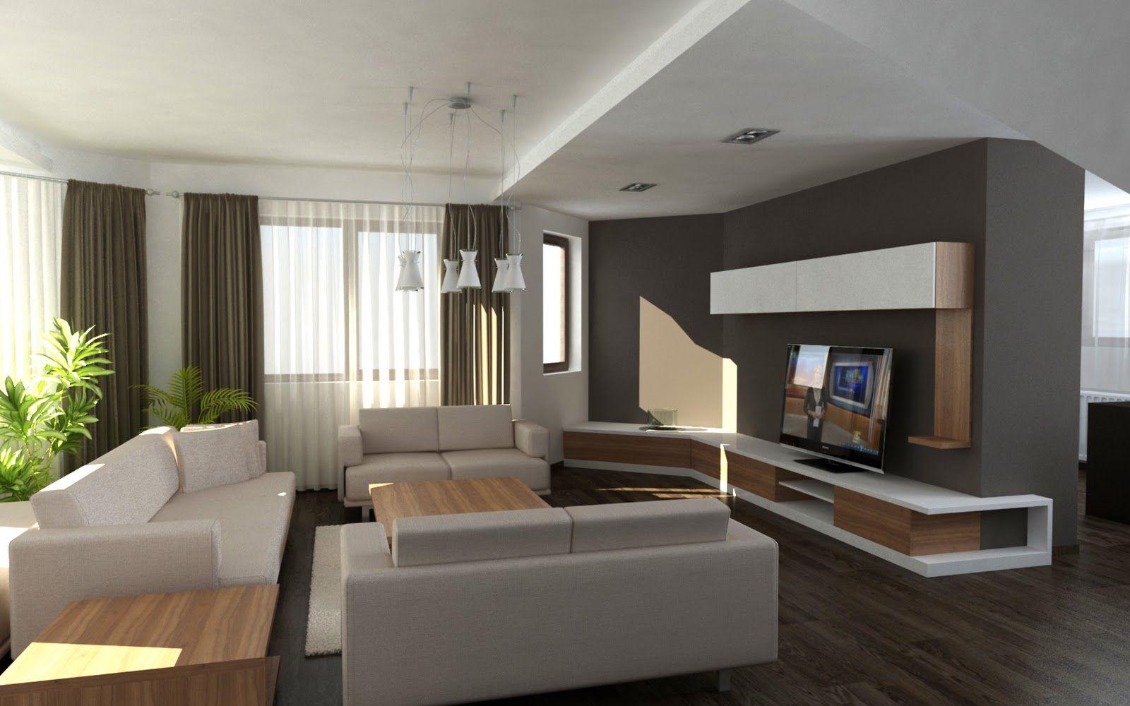 Interior de casas modernas com tecnologia buscar con - Estilos de interiorismo ...