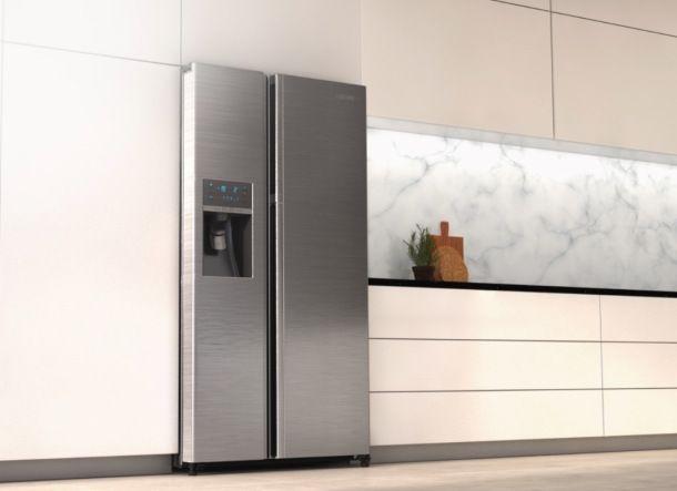 Grandes Nevera Empotrada Buscar Con Google Tall Cabinet Storage Modern Kitchen Kitchen Cabinets