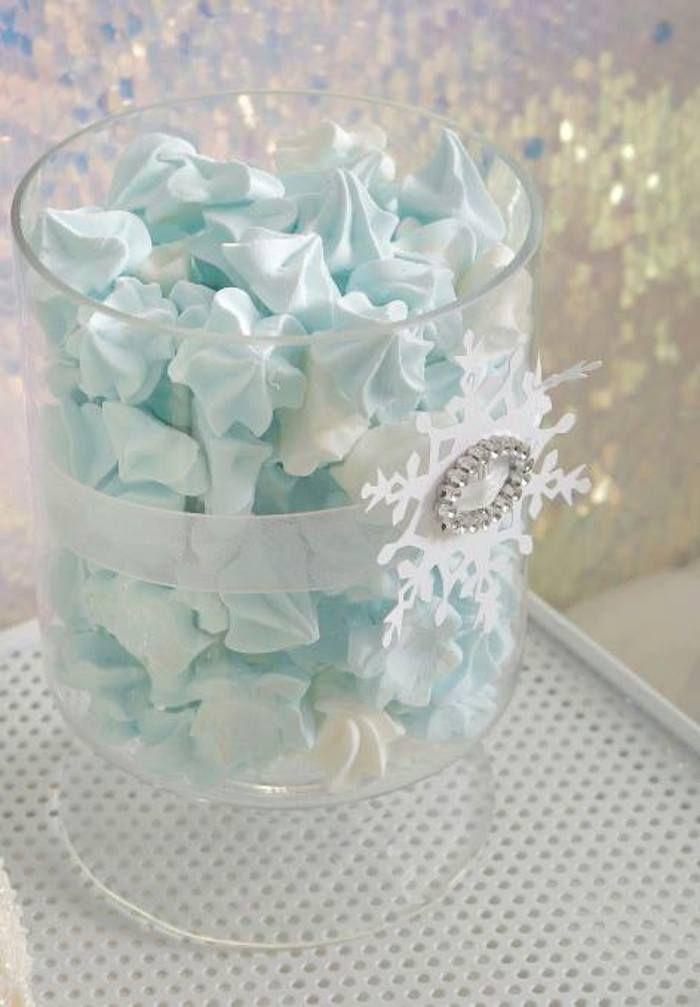Elegant Frozen Themed Birthday Party With SUCH DARLING IDEAS Via Kara 39 S P