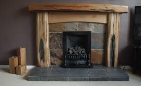 Oak Fire Surround Fireplace