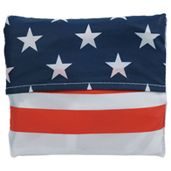 The National Foldable Flag Tote
