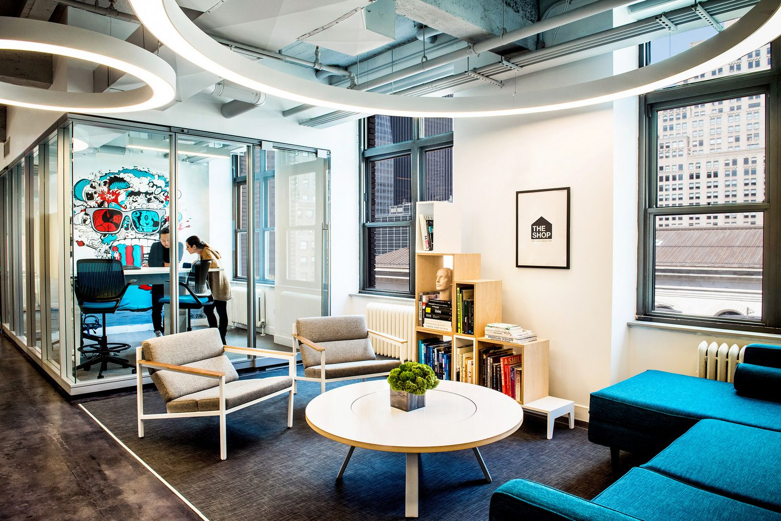 Office tour vsp global offices u new york city architects and