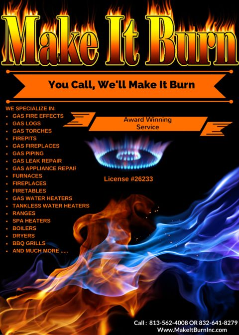 Www Makeutburninc Com Spa Heater Leak Repair Gas Water Heater