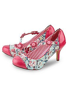 Joe Browns Lucky In Love Strap Shoes | Shoes in 2019 | Shoes