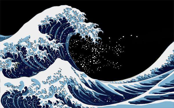 三次のCGトリックアート The Great Wave TY2 & モミモミ騎士セット