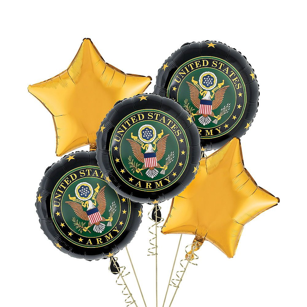 US Army Balloon Kit Army party, Military home