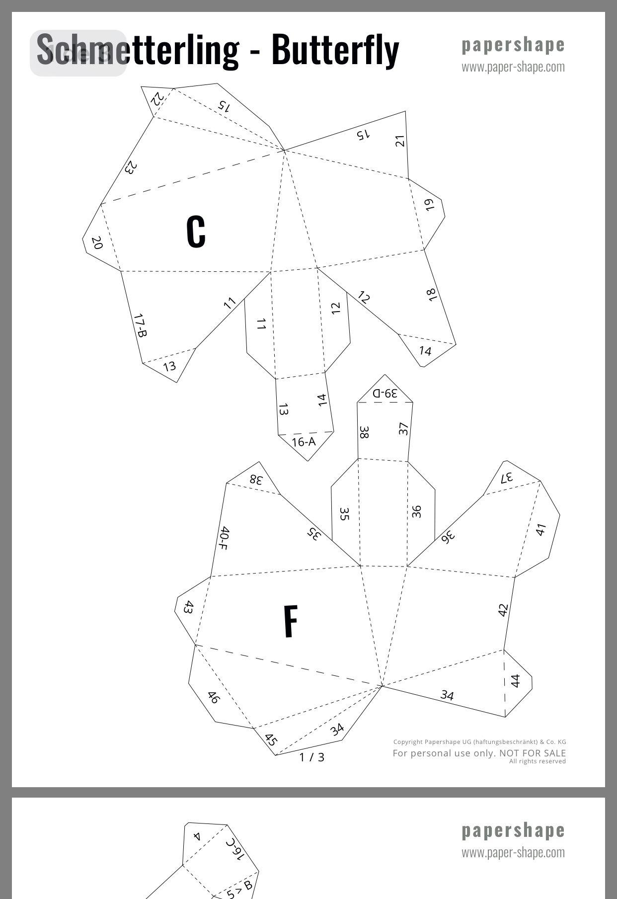 Pin Von Francisca Gonzalez Auf Ideas De Fiesta Basteln Mit Papier 3d Papier Handwerk Bastelarbeiten Zum Verkaufen