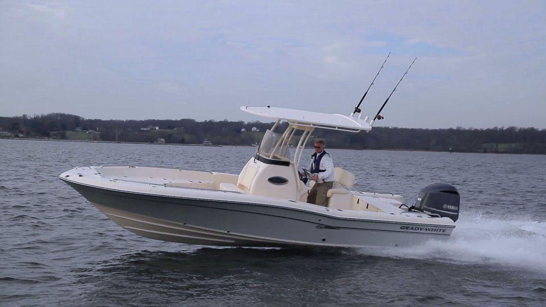 Grady White 251 Ce Center Console Boat Center Console Fishing