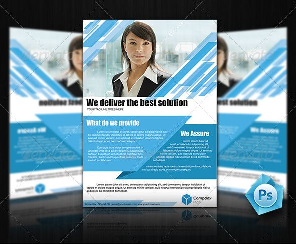Top Corporate  Business Flyer Templates  Interesting Publishing