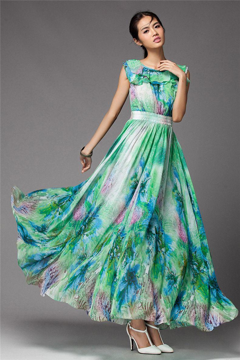 Popular-Beach-Maxi-Dress-Design-1-4 | Beach Maxi Dress in ...