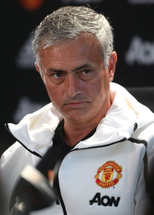 Jose Mourhino Manchester United Manchester United Soccer Manchester United Football Club Manchester United Players