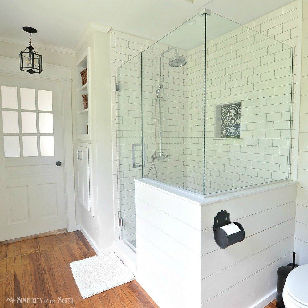 Master Bathroom Paint Colors Budget Source List Remodel House - Cost to put in a shower