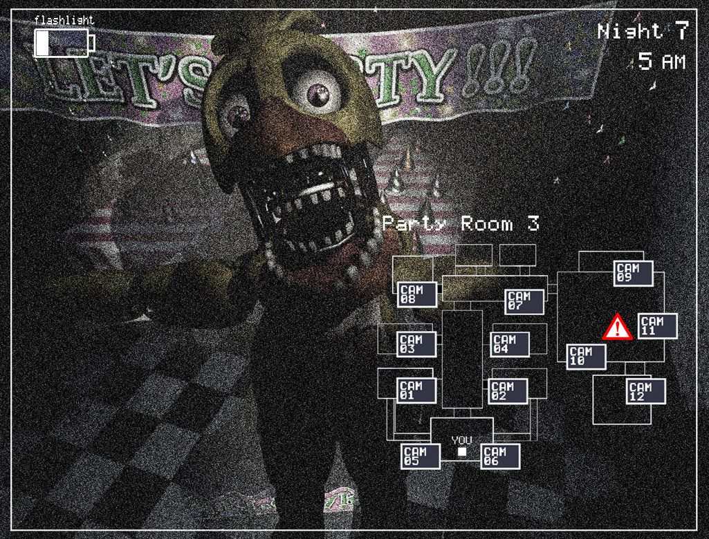 five nights at freddy's | Five Nights at Freddy's 2 camera