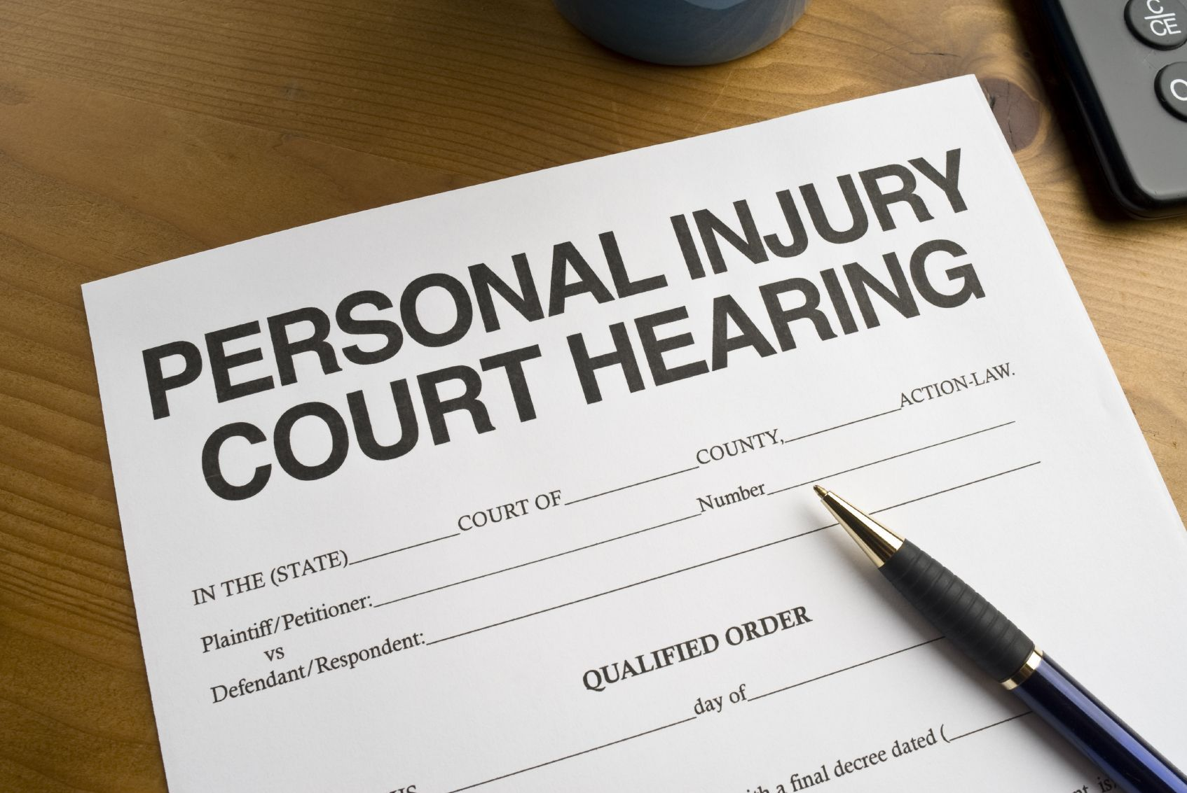 Before meeting with your personal injury attorney about your case, there are a few things that you need to keep in mind. Continue reading.