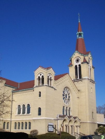 St John Lutheran Forest Park Il Forest Park Cathedral Church Lutheran Church Missouri Synod