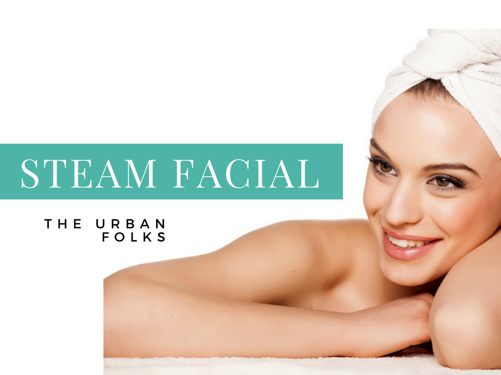 ¿Quieres limpiar tus poros con mayor profundidad? Steam Facial