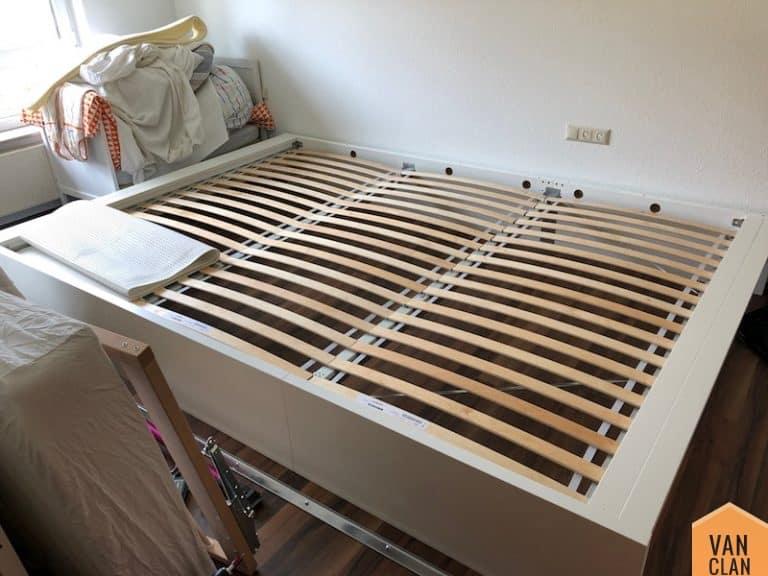2 70m Breites Familienbett Auf Basis Von Ikea Malm Bauen Vanclan De Ikea Malm Bett Familien Bett Familienbett