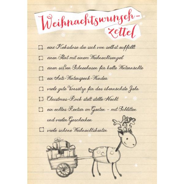 weihnachtswunschzettel bild1 geschenke. Black Bedroom Furniture Sets. Home Design Ideas
