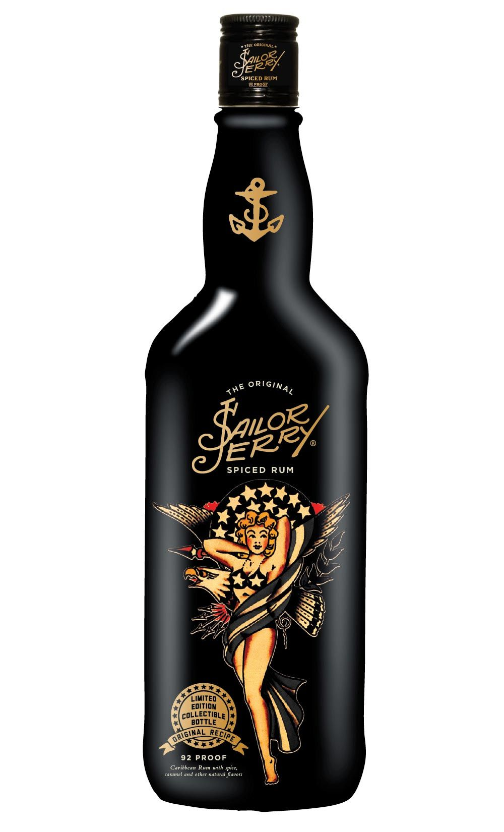 be37e9198 Sailor Jerry's Rum | Sailor Jerry Launches Limited Edition Bottle for 4th  of July - Chilled .