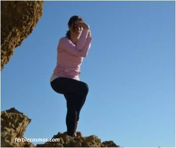 be rapt in yourself with images  eagle pose poses