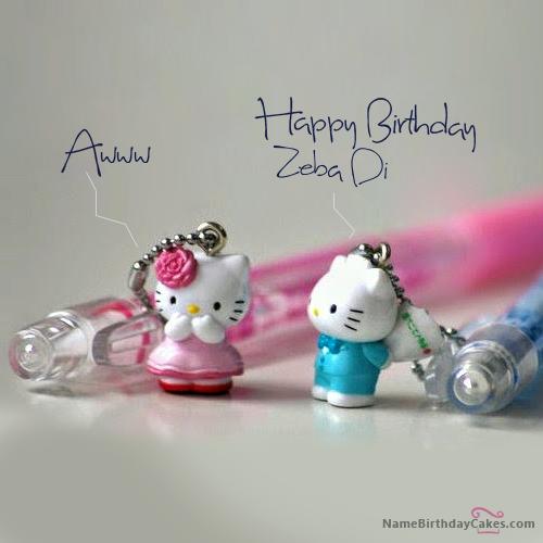cutest birthday wish for girls zeba di cute birthday