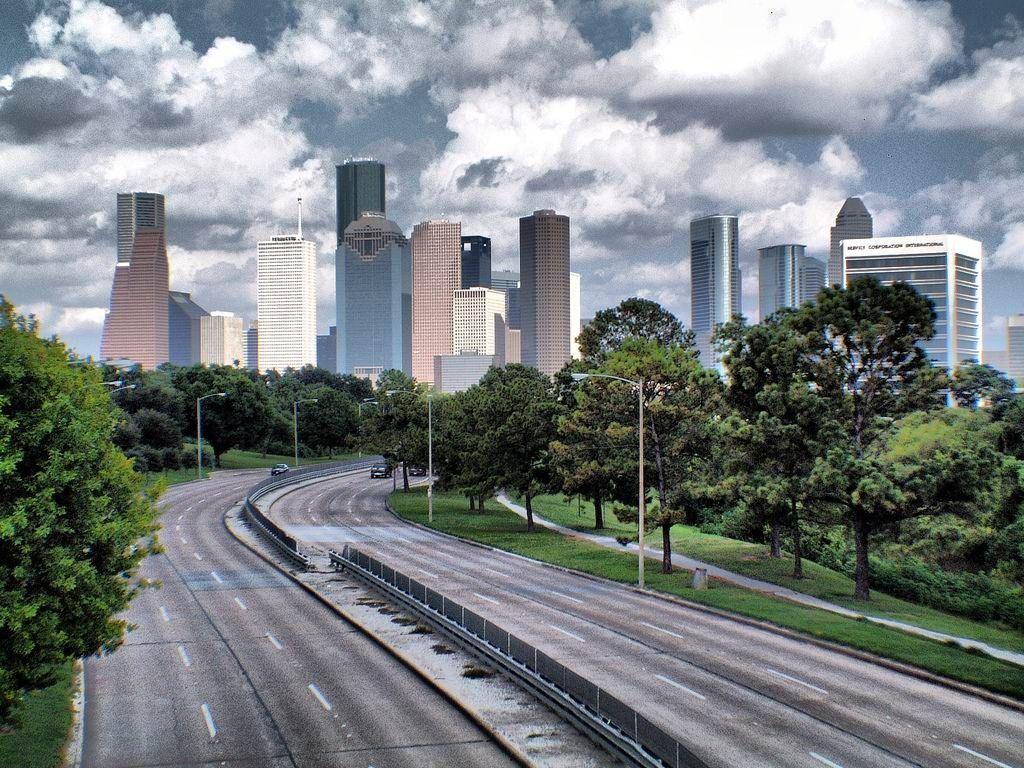 Houston Skyline Wallpapers