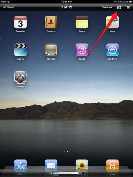 How To Take Screenshots Of An Ipad Best Ipad Apple Ipad Ipad Mini