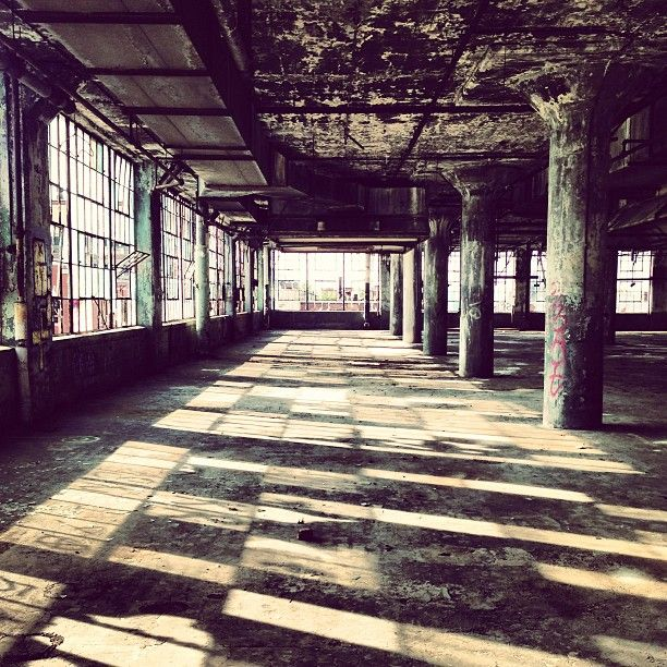 Why I Love Detroit And Its EPIC Photoshoot Locations | Photo
