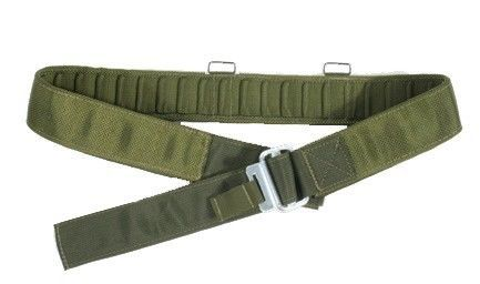 Details about PLCE ARMY Issue Webbing Belt Olive With Roll