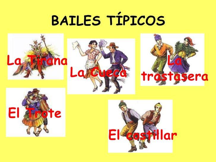 Chile baile