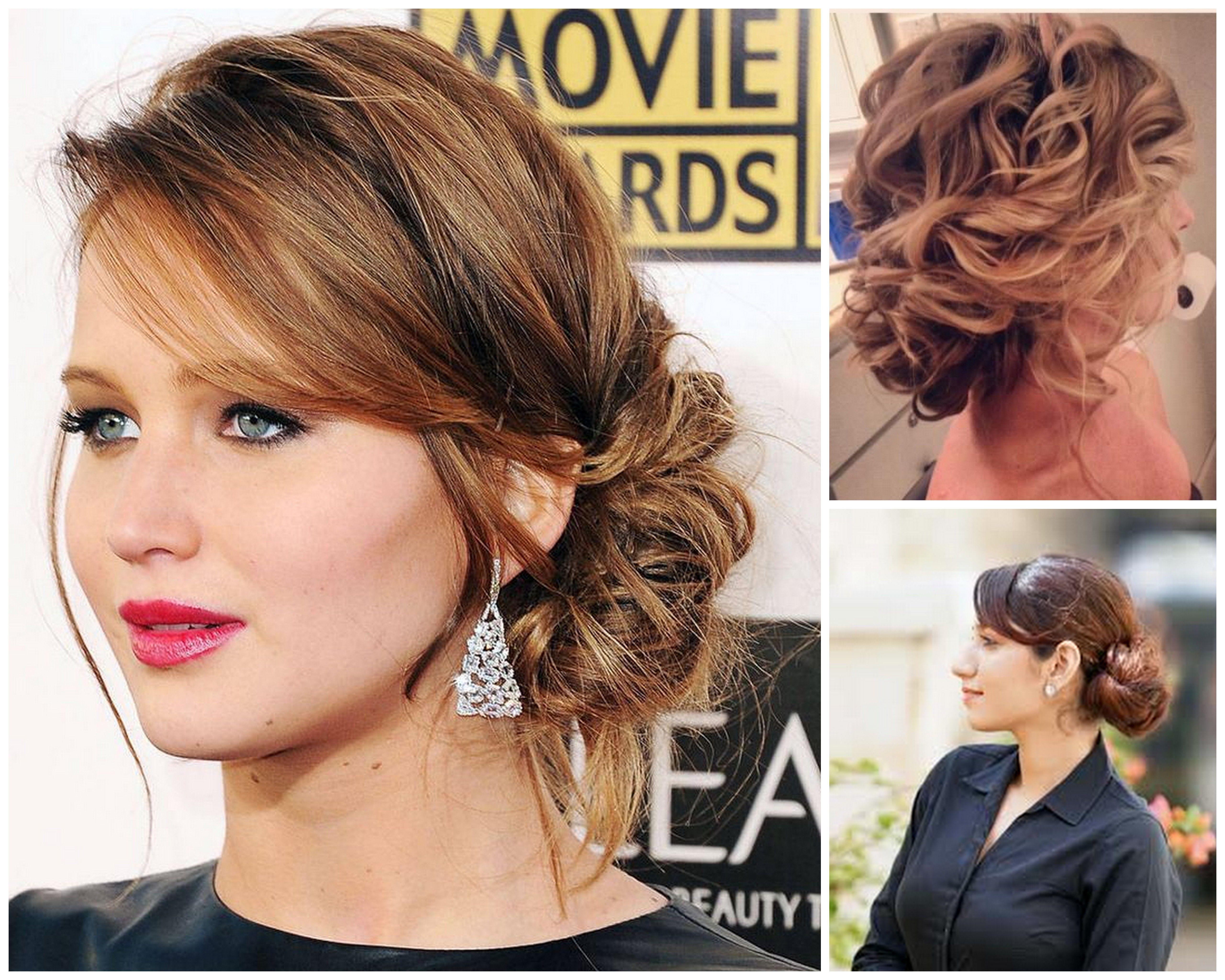 Classy How To Side Bun Hairstyles For Hair Do S To Try This Nye Thestylechair Side Bun Hairstyles Fine Hair Updo Hairdo