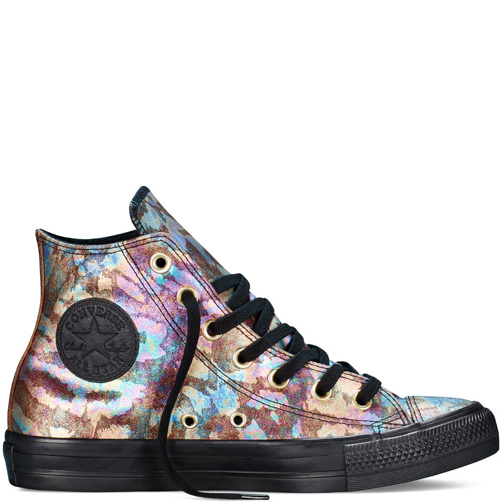 Chuck Taylor All Star Iridescent Leather - Converse GB
