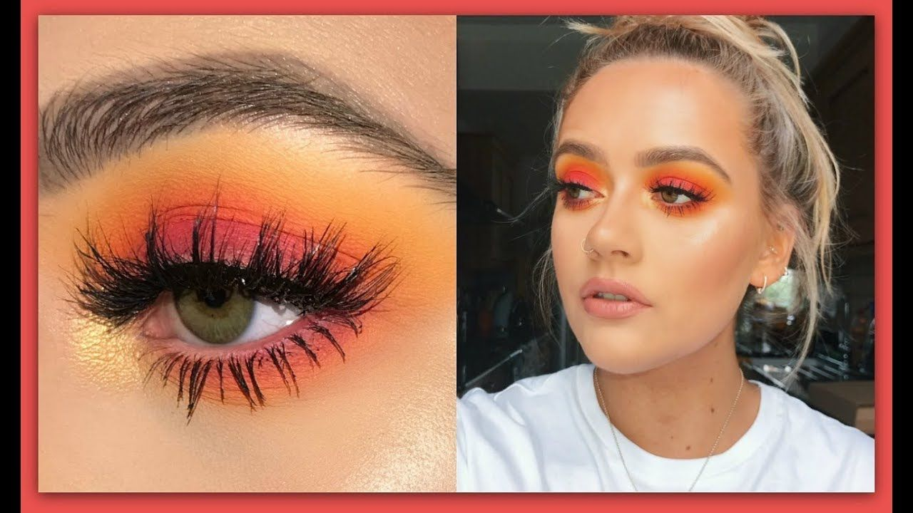 SOPH X MAKEUP REVOLUTION 'EXTRA SPICE' REVIEW & ALL DRUGSTORE TUTORIAL | EmmasRectangle