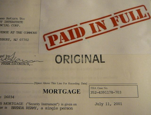 My Mortgage Paid In Full With Images Paid In Full Quotes