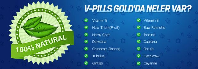 V Pills Gold Etken Maddeleri V Pills Gold Pinterest
