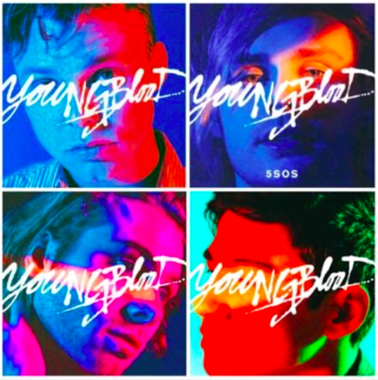 5 Seconds of Summer - Youngblood (Target Exclusive) | 5sos