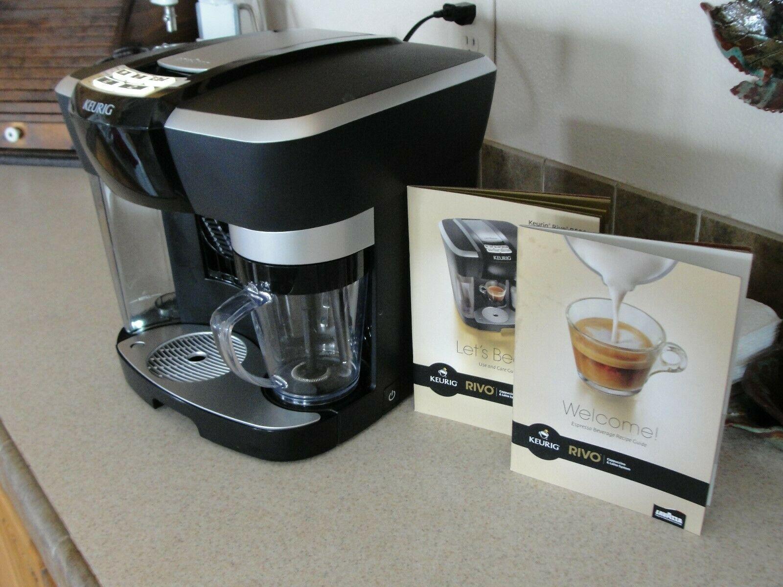 Keurig Rivo R500 LaVazza Espresso Cappuccino & Latte